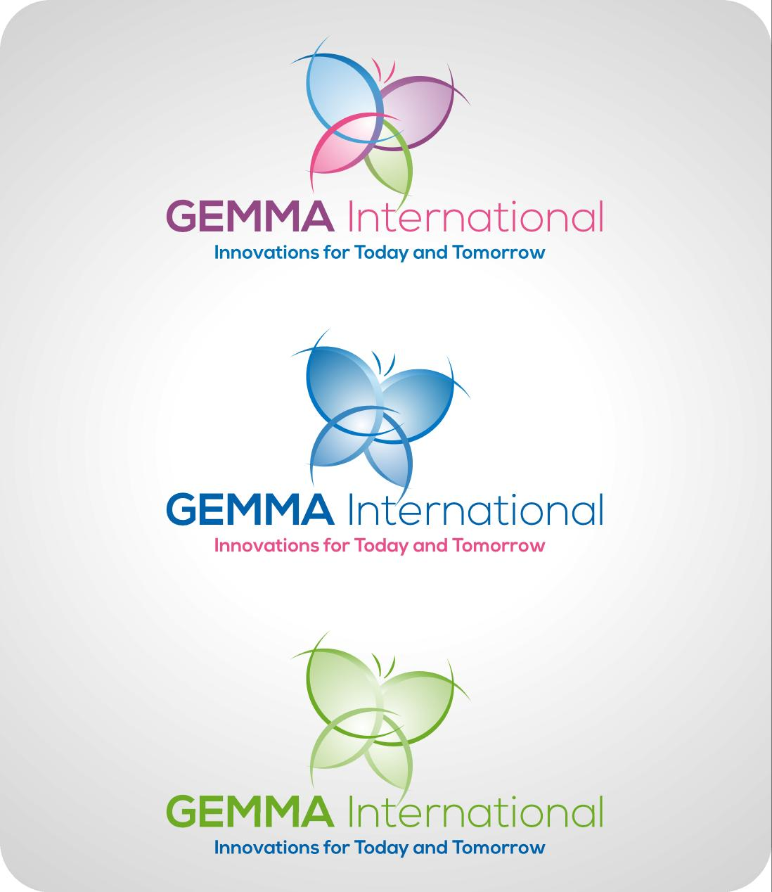Logo Design by luvrenz - Entry No. 196 in the Logo Design Contest Artistic Logo Design for Gemma International.