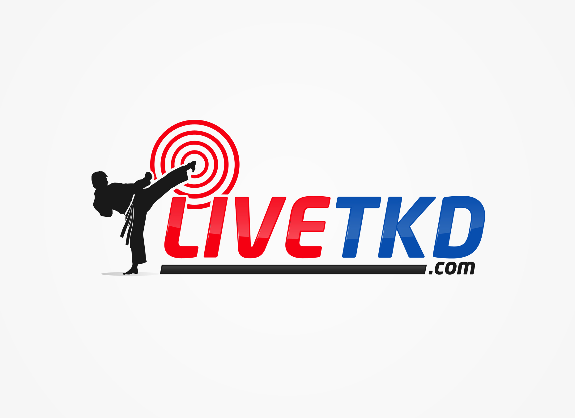 Logo Design by omARTist - Entry No. 163 in the Logo Design Contest New Logo Design for LiveTKD.com.