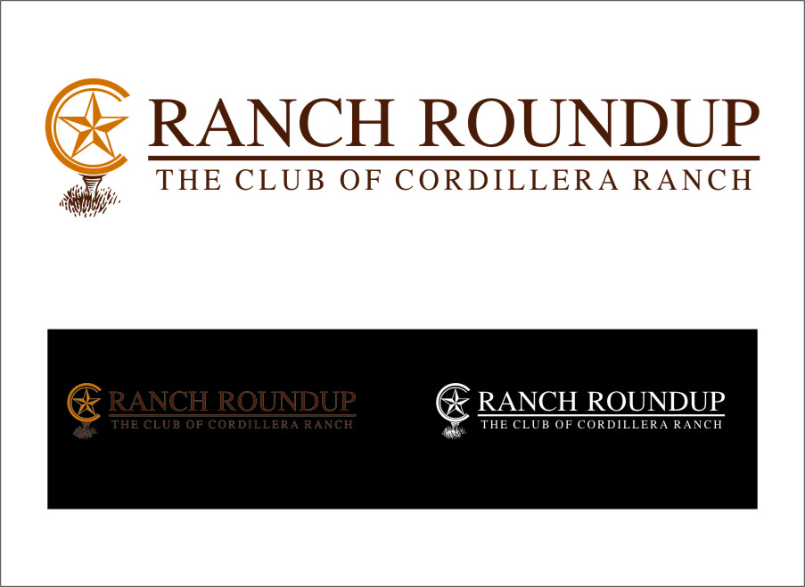 Logo Design by RoSyid Rono-Rene On Java - Entry No. 28 in the Logo Design Contest Captivating Logo Design for Ranch Roundup.
