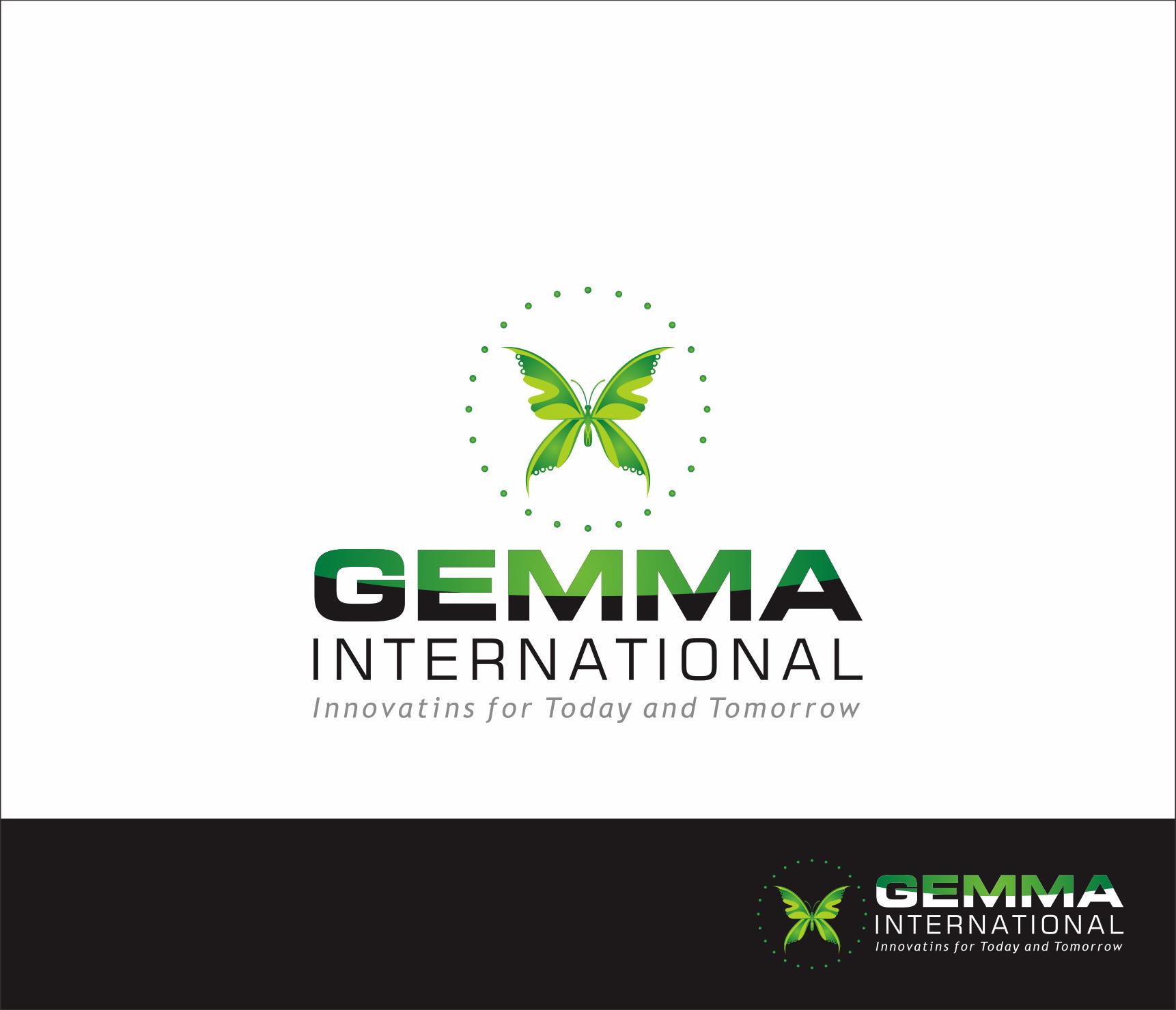 Logo Design by Armada Jamaluddin - Entry No. 197 in the Logo Design Contest Artistic Logo Design for Gemma International.
