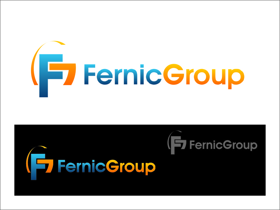 Logo Design by RasYa Muhammad Athaya - Entry No. 62 in the Logo Design Contest Artistic Logo Design for Fernic Goup.