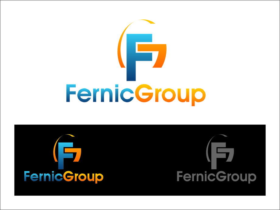 Logo Design by RasYa Muhammad Athaya - Entry No. 63 in the Logo Design Contest Artistic Logo Design for Fernic Goup.