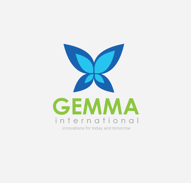 Logo Design by Private User - Entry No. 201 in the Logo Design Contest Artistic Logo Design for Gemma International.