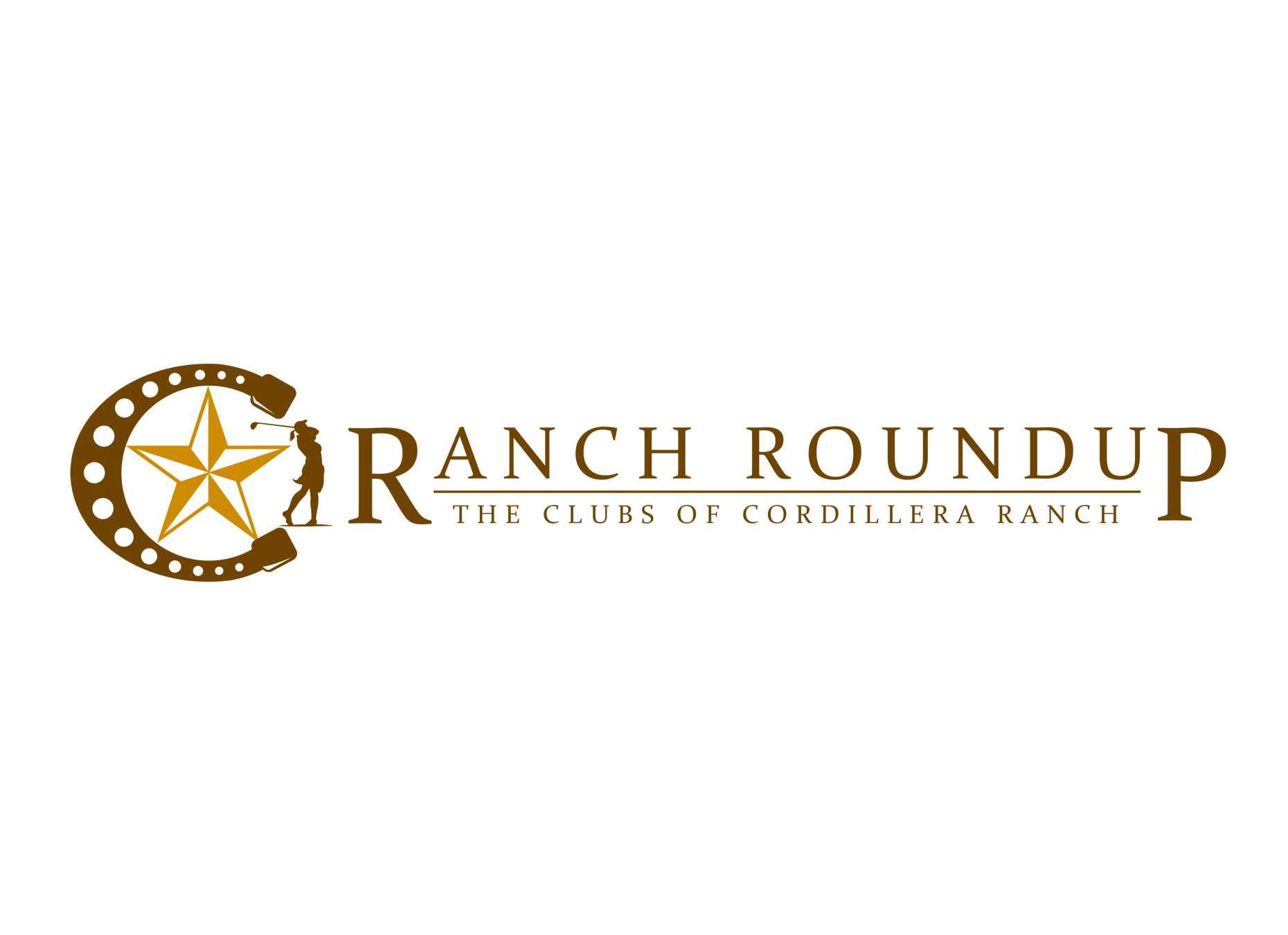 Logo Design by omARTist - Entry No. 32 in the Logo Design Contest Captivating Logo Design for Ranch Roundup.