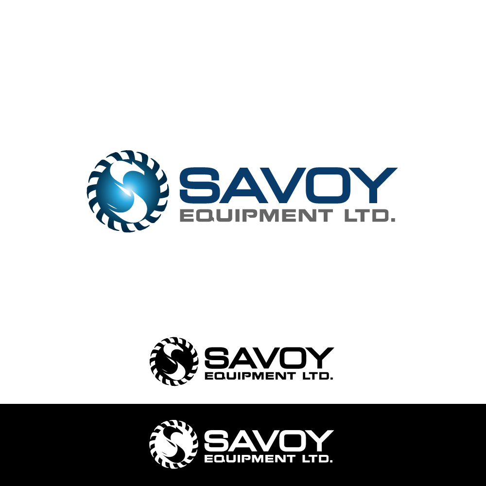 Logo Design by rockin - Entry No. 33 in the Logo Design Contest Inspiring Logo Design for Savoy Equipment Ltd..
