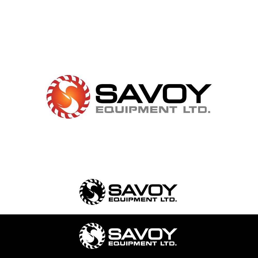 Logo Design by rockin - Entry No. 34 in the Logo Design Contest Inspiring Logo Design for Savoy Equipment Ltd..