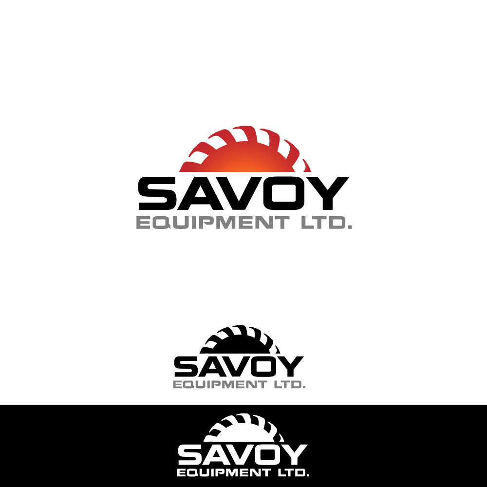 Logo Design by rockin - Entry No. 35 in the Logo Design Contest Inspiring Logo Design for Savoy Equipment Ltd..