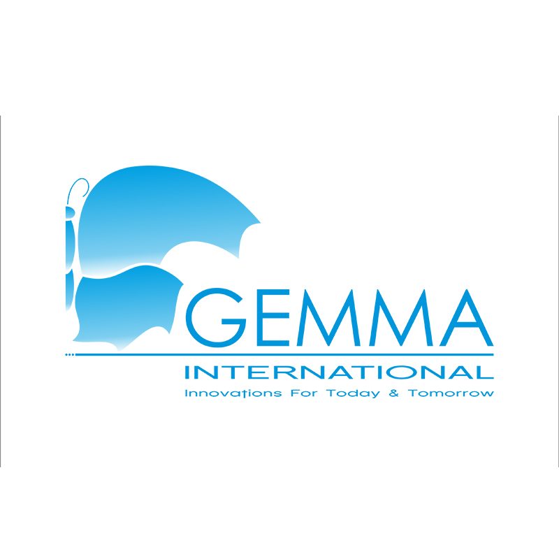 Logo Design by chandruu_rc - Entry No. 209 in the Logo Design Contest Artistic Logo Design for Gemma International.
