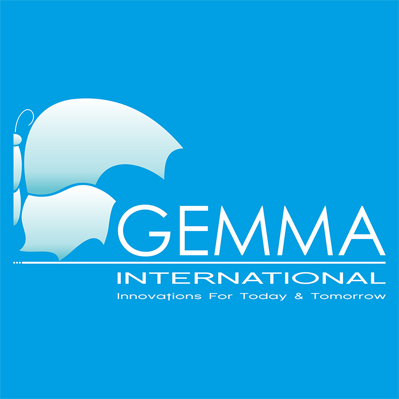 Logo Design by chandruu_rc - Entry No. 210 in the Logo Design Contest Artistic Logo Design for Gemma International.