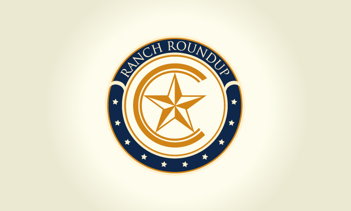 Logo Design by Top Elite - Entry No. 34 in the Logo Design Contest Captivating Logo Design for Ranch Roundup.