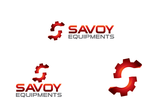 Logo Design by Private User - Entry No. 36 in the Logo Design Contest Inspiring Logo Design for Savoy Equipment Ltd..