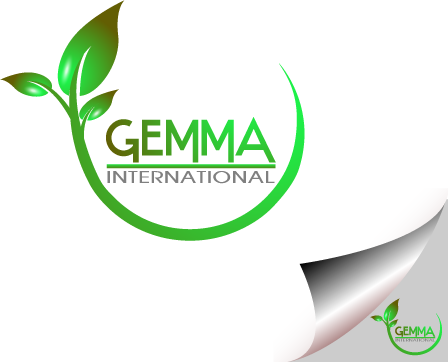 Logo Design by Resty Ramirez - Entry No. 215 in the Logo Design Contest Artistic Logo Design for Gemma International.