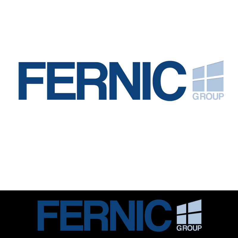 Logo Design by Robert Turla - Entry No. 70 in the Logo Design Contest Artistic Logo Design for Fernic Goup.