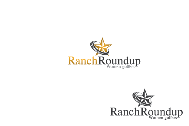 Logo Design by Private User - Entry No. 40 in the Logo Design Contest Captivating Logo Design for Ranch Roundup.