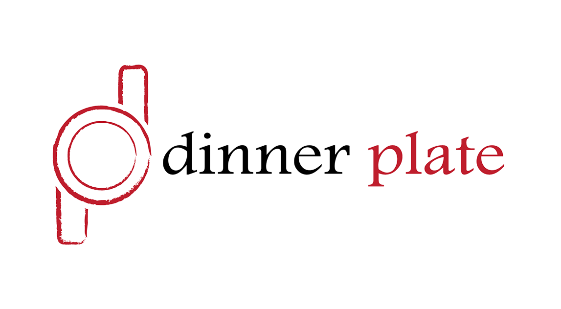 Logo Design by robken0174 - Entry No. 112 in the Logo Design Contest Imaginative Logo Design for Dinner Plate.