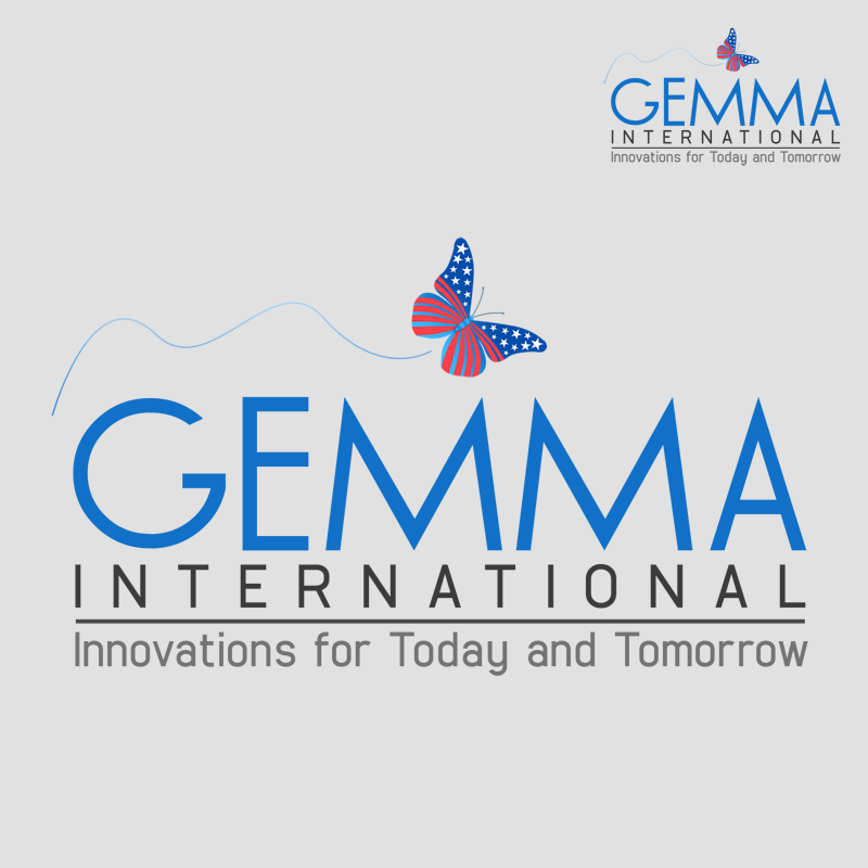 Logo Design by Private User - Entry No. 216 in the Logo Design Contest Artistic Logo Design for Gemma International.