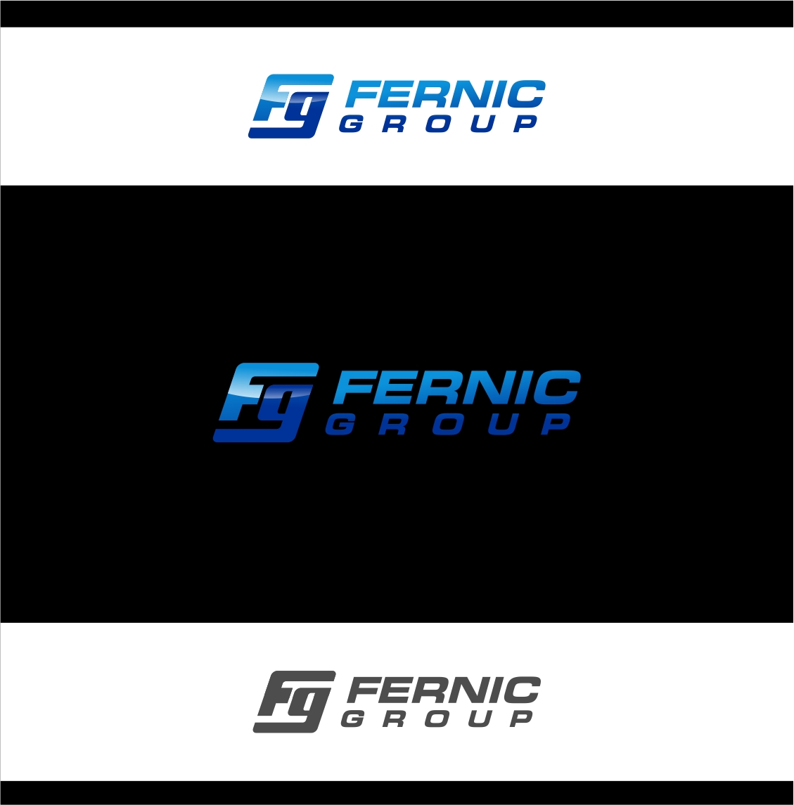 Logo Design by haidu - Entry No. 72 in the Logo Design Contest Artistic Logo Design for Fernic Goup.