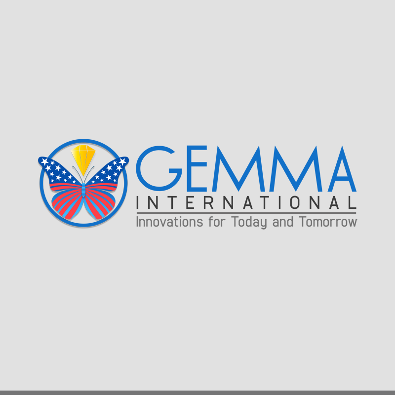 Logo Design by Private User - Entry No. 218 in the Logo Design Contest Artistic Logo Design for Gemma International.