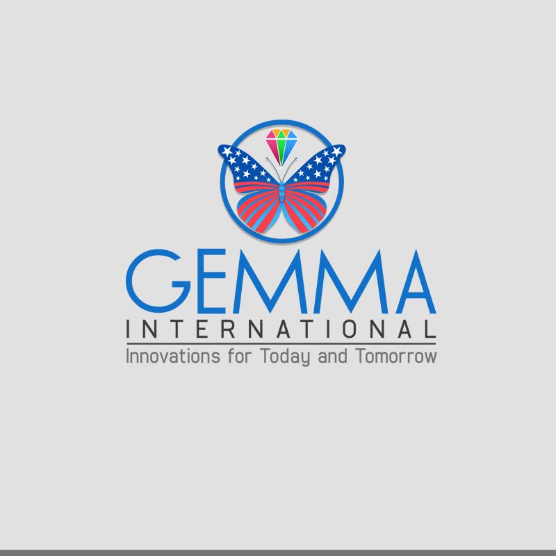 Logo Design by Private User - Entry No. 219 in the Logo Design Contest Artistic Logo Design for Gemma International.