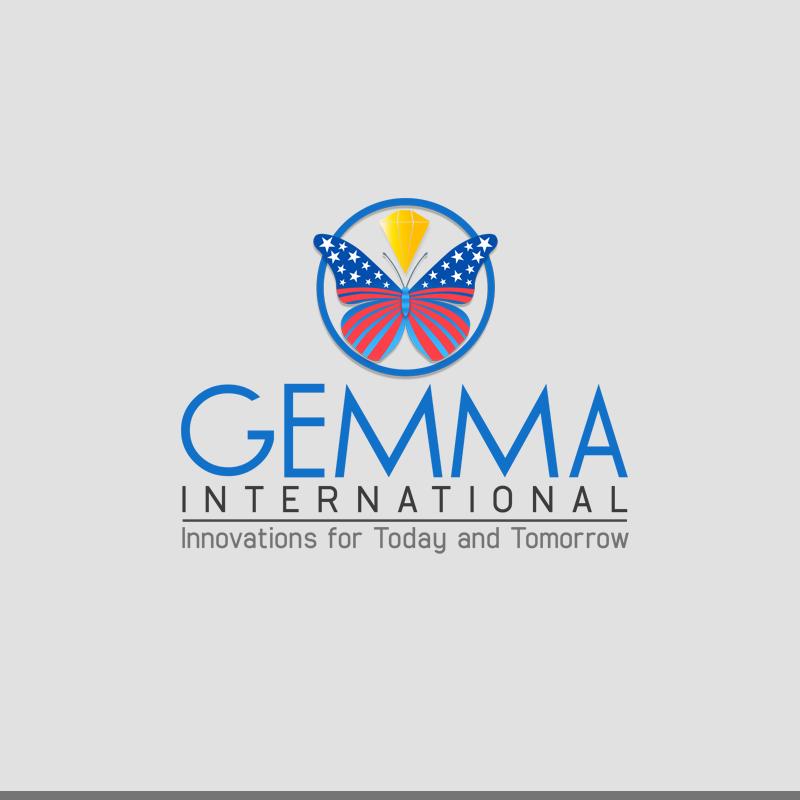 Logo Design by Private User - Entry No. 220 in the Logo Design Contest Artistic Logo Design for Gemma International.