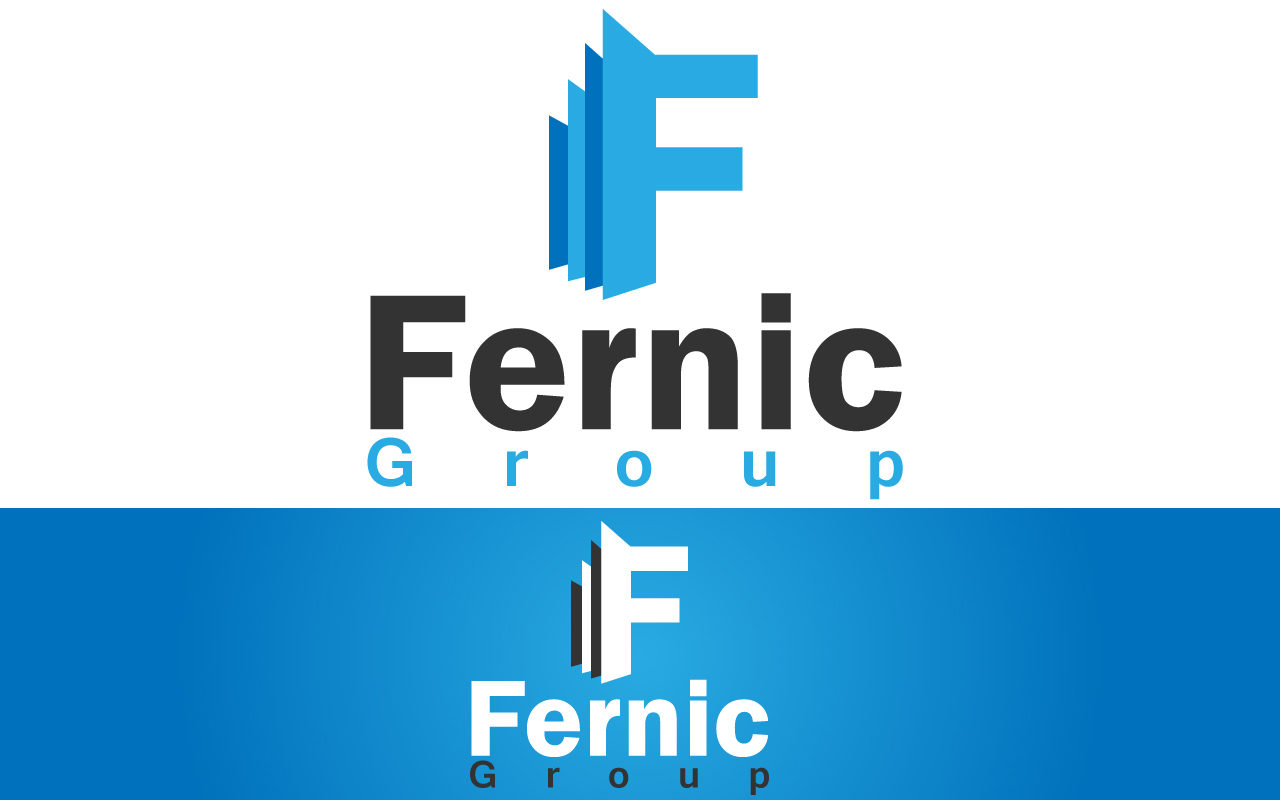 Logo Design by Jagdeep Singh - Entry No. 74 in the Logo Design Contest Artistic Logo Design for Fernic Goup.