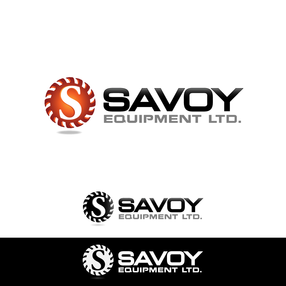 Logo Design by rockin - Entry No. 39 in the Logo Design Contest Inspiring Logo Design for Savoy Equipment Ltd..