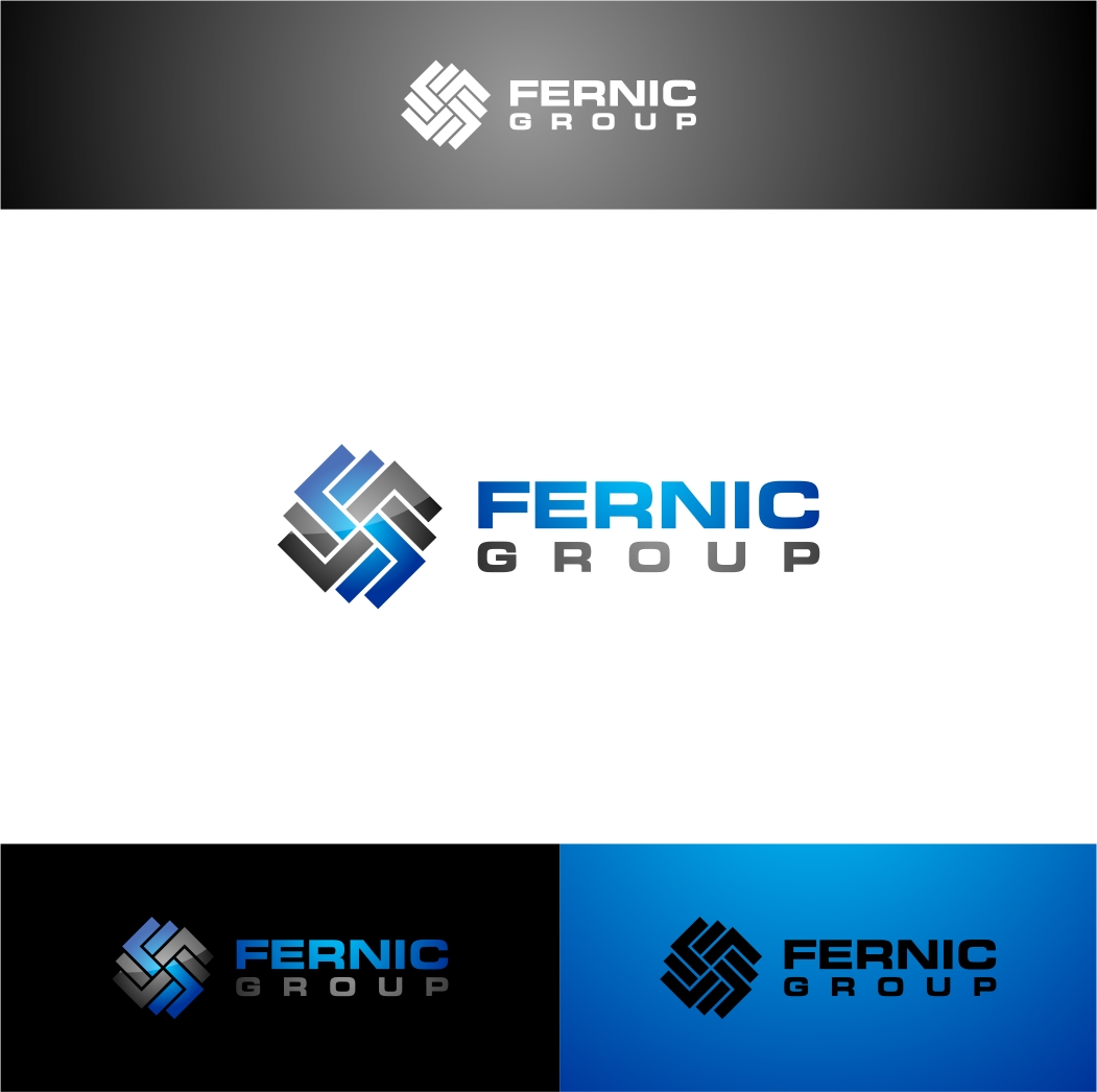 Logo Design by haidu - Entry No. 76 in the Logo Design Contest Artistic Logo Design for Fernic Goup.