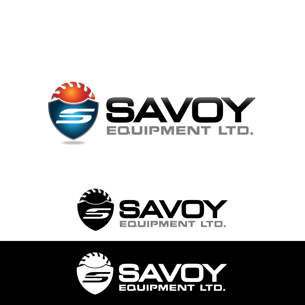 Logo Design by rockin - Entry No. 40 in the Logo Design Contest Inspiring Logo Design for Savoy Equipment Ltd..