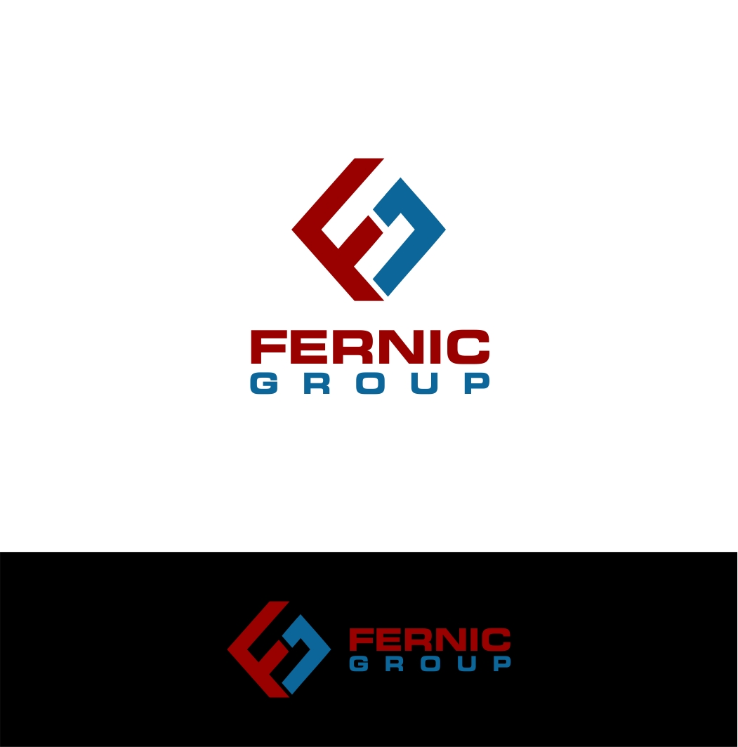 Logo Design by haidu - Entry No. 80 in the Logo Design Contest Artistic Logo Design for Fernic Goup.