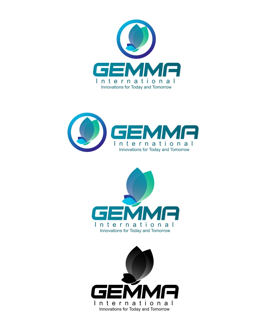 Logo Design by Private User - Entry No. 221 in the Logo Design Contest Artistic Logo Design for Gemma International.