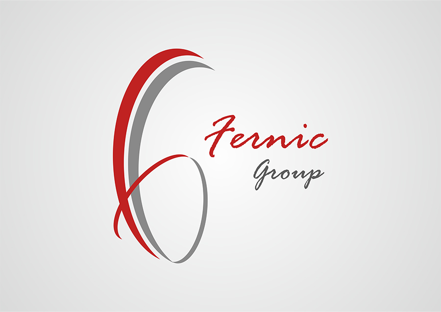 Logo Design by chandruu_rc - Entry No. 81 in the Logo Design Contest Artistic Logo Design for Fernic Goup.