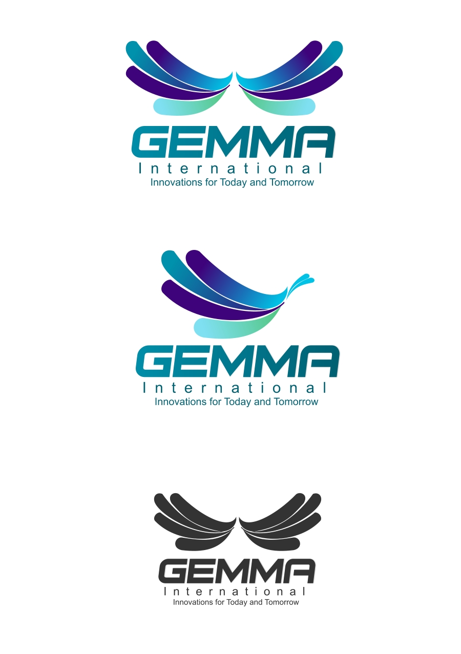 Logo Design by Private User - Entry No. 223 in the Logo Design Contest Artistic Logo Design for Gemma International.