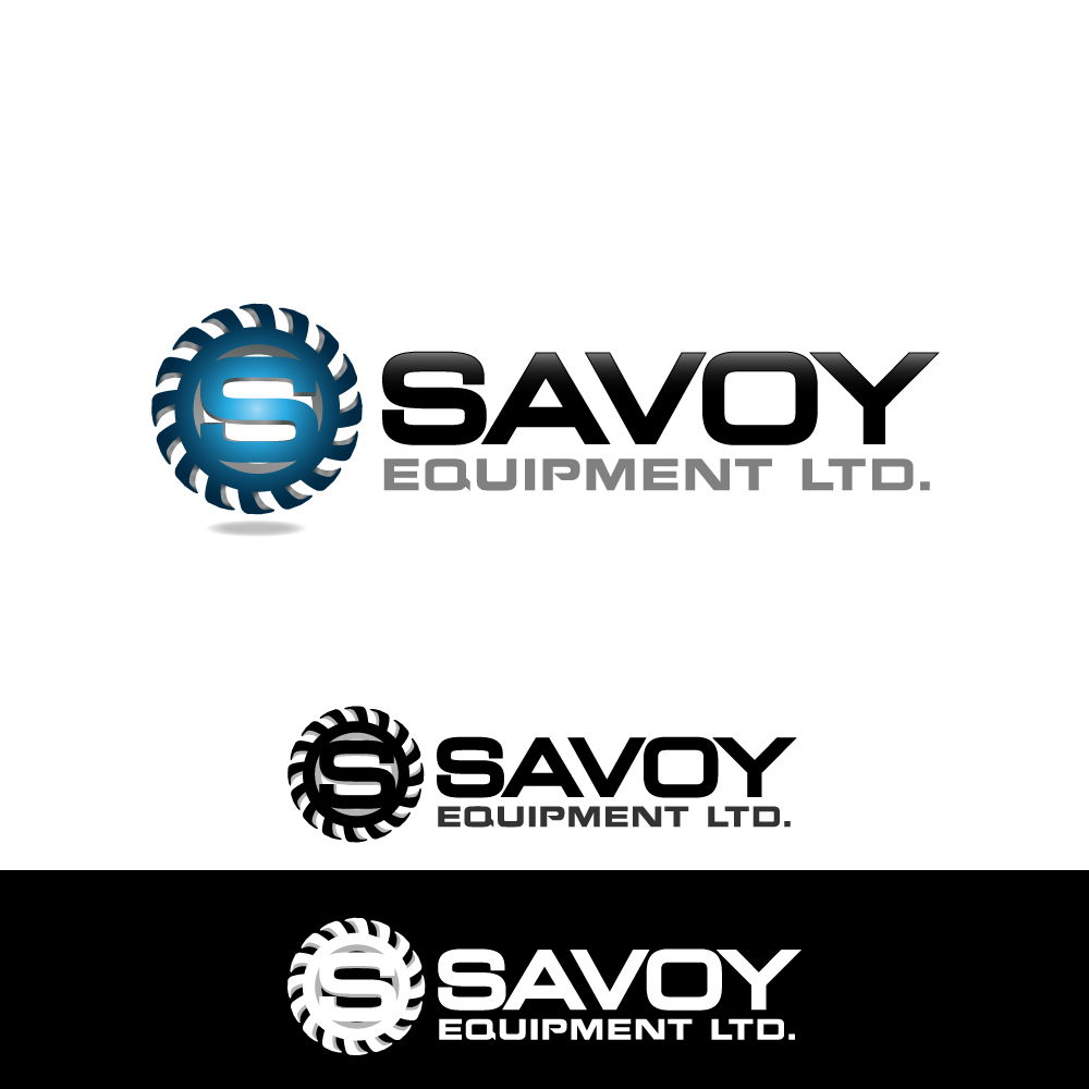 Logo Design by rockin - Entry No. 44 in the Logo Design Contest Inspiring Logo Design for Savoy Equipment Ltd..