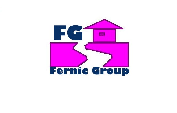 Logo Design by Mercedita Gerna-Castro - Entry No. 84 in the Logo Design Contest Artistic Logo Design for Fernic Goup.