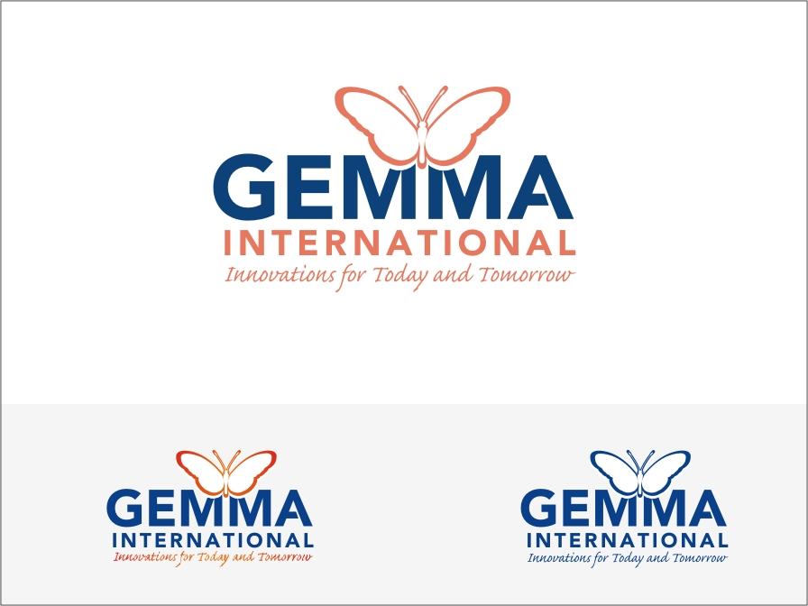 Logo Design by RED HORSE design studio - Entry No. 228 in the Logo Design Contest Artistic Logo Design for Gemma International.