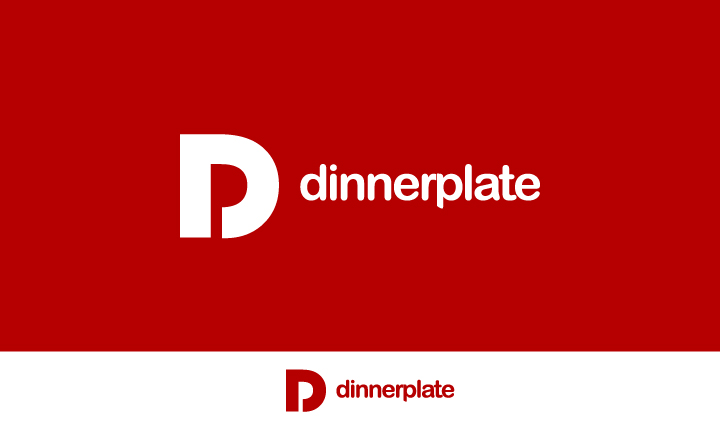 Logo Design by Top Elite - Entry No. 114 in the Logo Design Contest Imaginative Logo Design for Dinner Plate.
