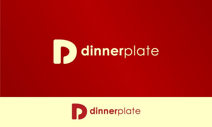 Logo Design by Top Elite - Entry No. 115 in the Logo Design Contest Imaginative Logo Design for Dinner Plate.