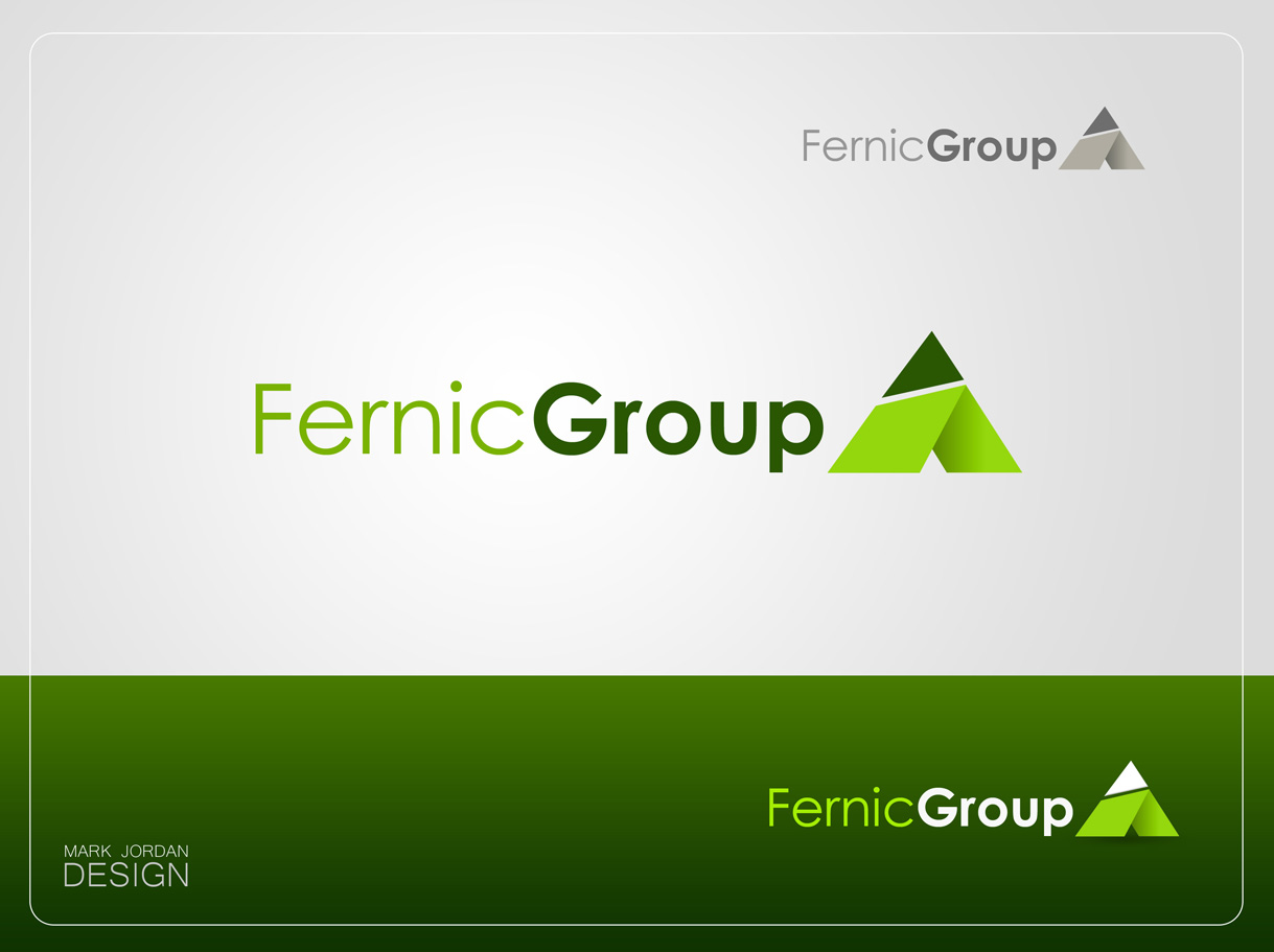 Logo Design by Mark Anthony Moreto Jordan - Entry No. 86 in the Logo Design Contest Artistic Logo Design for Fernic Goup.