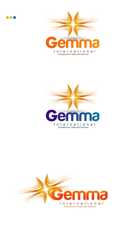 Logo Design by Private User - Entry No. 231 in the Logo Design Contest Artistic Logo Design for Gemma International.