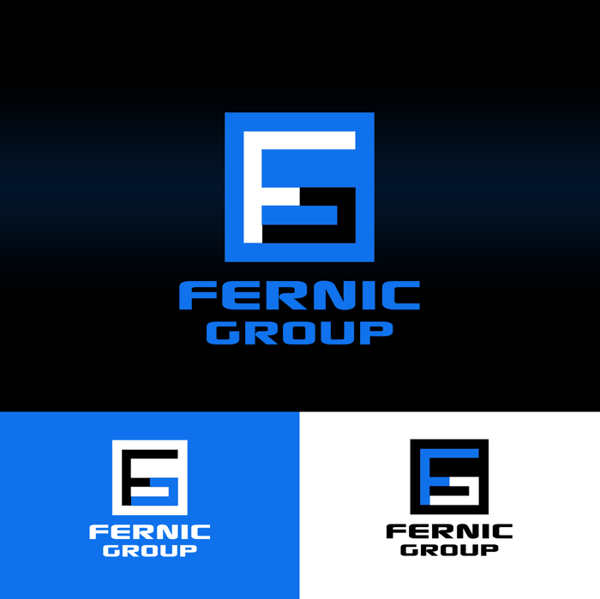 Logo Design by JaroslavProcka - Entry No. 90 in the Logo Design Contest Artistic Logo Design for Fernic Goup.