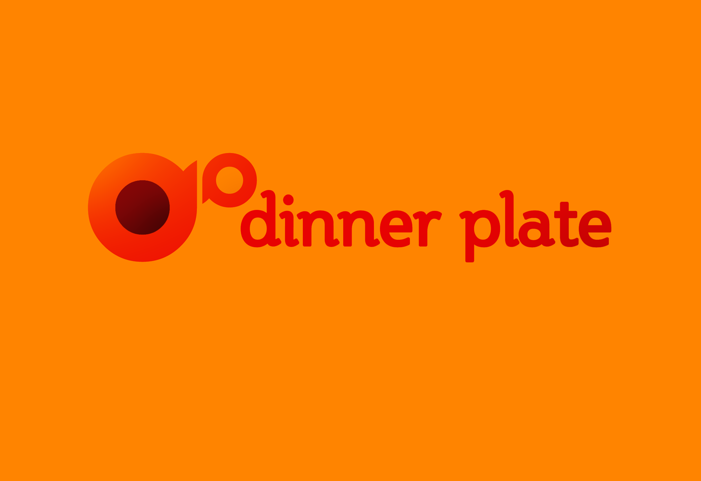 Logo Design by JaroslavProcka - Entry No. 119 in the Logo Design Contest Imaginative Logo Design for Dinner Plate.