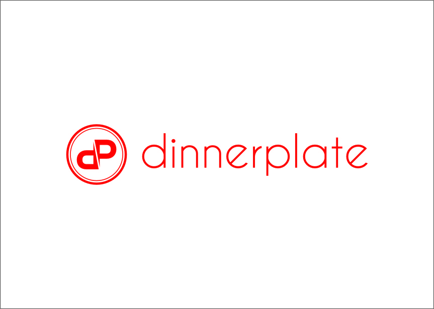 Logo Design by RasYa Muhammad Athaya - Entry No. 121 in the Logo Design Contest Imaginative Logo Design for Dinner Plate.