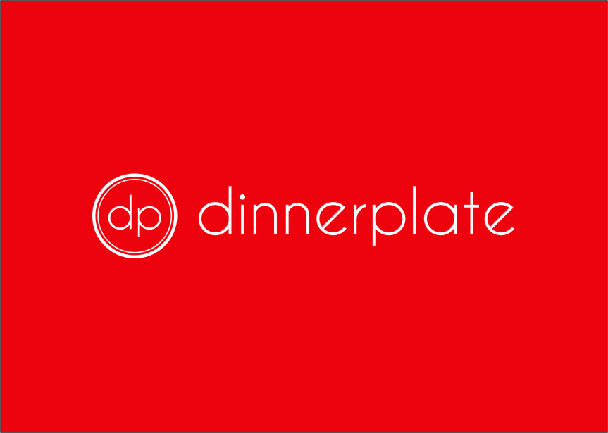 Logo Design by Ngepet_art - Entry No. 122 in the Logo Design Contest Imaginative Logo Design for Dinner Plate.