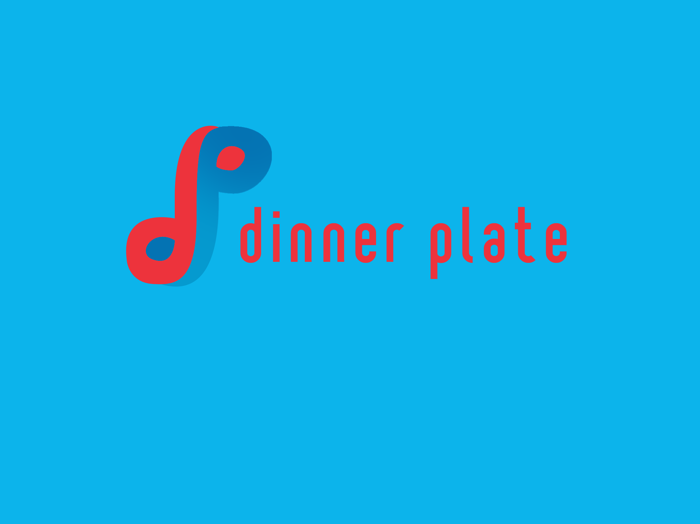 Logo Design by JaroslavProcka - Entry No. 126 in the Logo Design Contest Imaginative Logo Design for Dinner Plate.