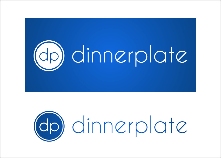Logo Design by RoSyid Rono-Rene On Java - Entry No. 128 in the Logo Design Contest Imaginative Logo Design for Dinner Plate.