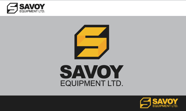 Logo Design by Top Elite - Entry No. 59 in the Logo Design Contest Inspiring Logo Design for Savoy Equipment Ltd..