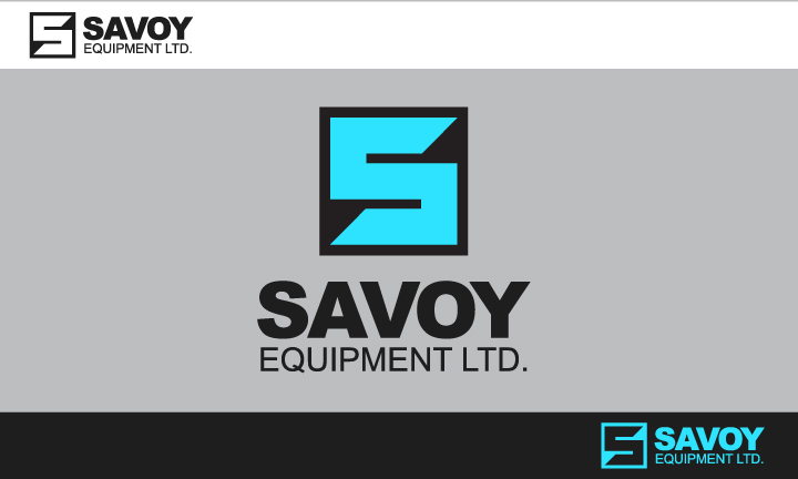 Logo Design by Top Elite - Entry No. 60 in the Logo Design Contest Inspiring Logo Design for Savoy Equipment Ltd..