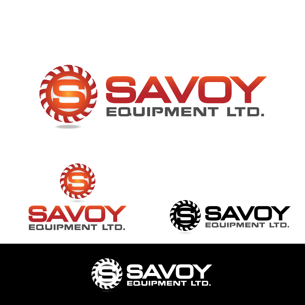 Logo Design by rockin - Entry No. 61 in the Logo Design Contest Inspiring Logo Design for Savoy Equipment Ltd..