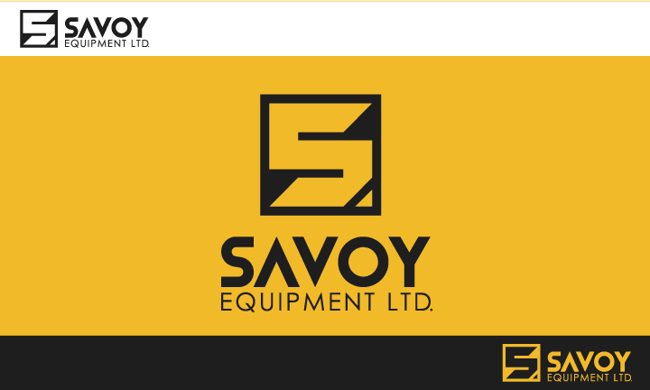 Logo Design by Top Elite - Entry No. 62 in the Logo Design Contest Inspiring Logo Design for Savoy Equipment Ltd..
