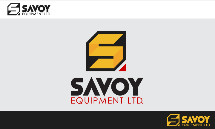 Logo Design by Top Elite - Entry No. 63 in the Logo Design Contest Inspiring Logo Design for Savoy Equipment Ltd..